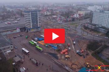Przebudowa Dworca PKP/PKS – Grudzień 2017